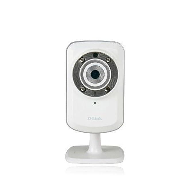 D-Link DCS-932L Monitoreo Nube, visión nocturna por infrarrojos, cámara de red doméstica: Amazon.es: Bricolaje y herramientas