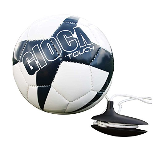 Touch Football Player - GIOCA Touch Solo Kick and Juggling Soccer Trainer Training Equipment for Player Development