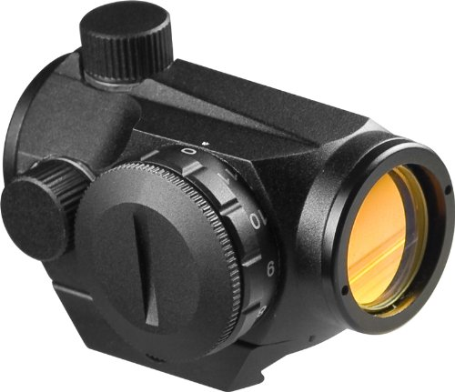 BARSKA 1X20mm Red Dot Compact Riflescope (Shotgun Binoculars)