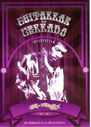 Guitarras Do Cerrado Interpretam Jimi Hendrix