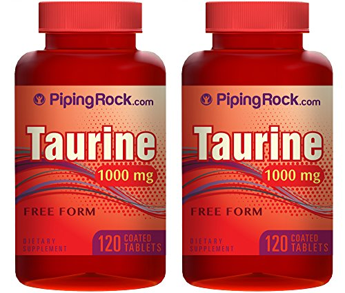 Taurine 1000 mg 240 Tablets