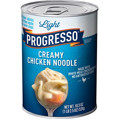 Progresso Light Creamy Chicken Noodle Soup (Pack Of ()