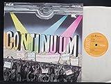 Continuum (UK 1st pressing vinyl LP)