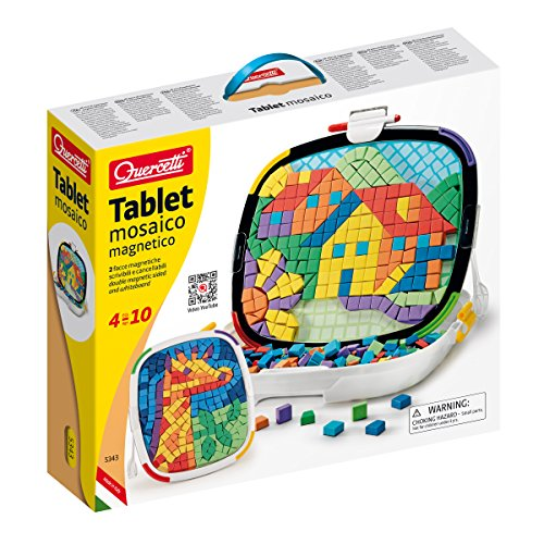 Quercetti Tablet Mosaico Playset