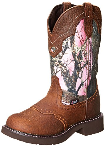 """Justin Women's Gypsy Collection 12"""" Soft Toe - Frenzy Buf..."""