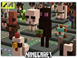 Clip: 64 Minecraft Mini-Builds