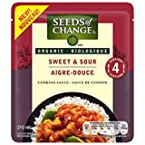 Seeds of Change Sweet & Sour Cooking Sauce, 1 Count