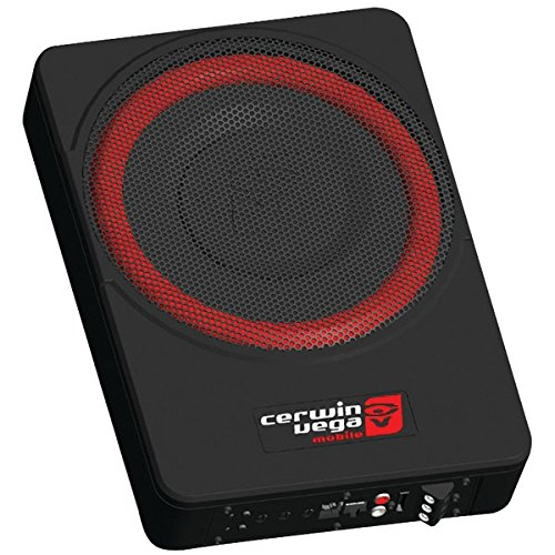 Cerwin-vega Mobile VPAS10 Powered Active Subwoofer Enclosure