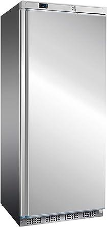 Frigorífico congelador de acero inoxidable de 522 litros, nevera ...
