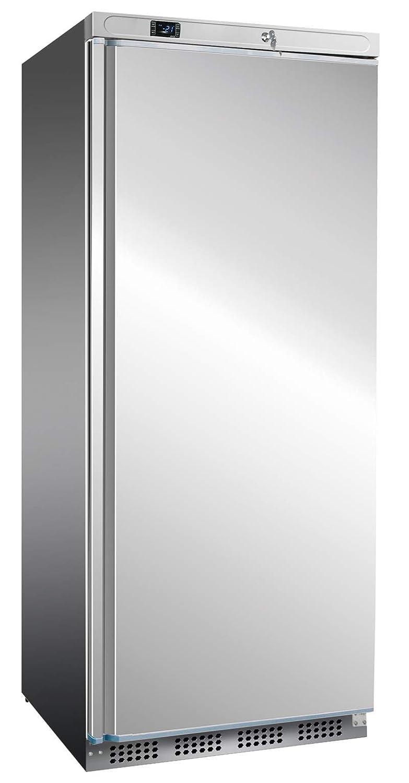 Frigorífico congelador de acero inoxidable de 522 litros ...