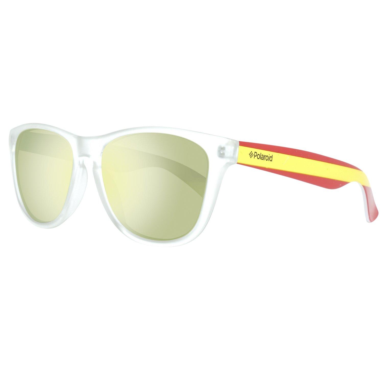 Polaroid Sonnenbrille 217896CX555LM Gafas de sol, Transparent, 55 Unisex Adulto