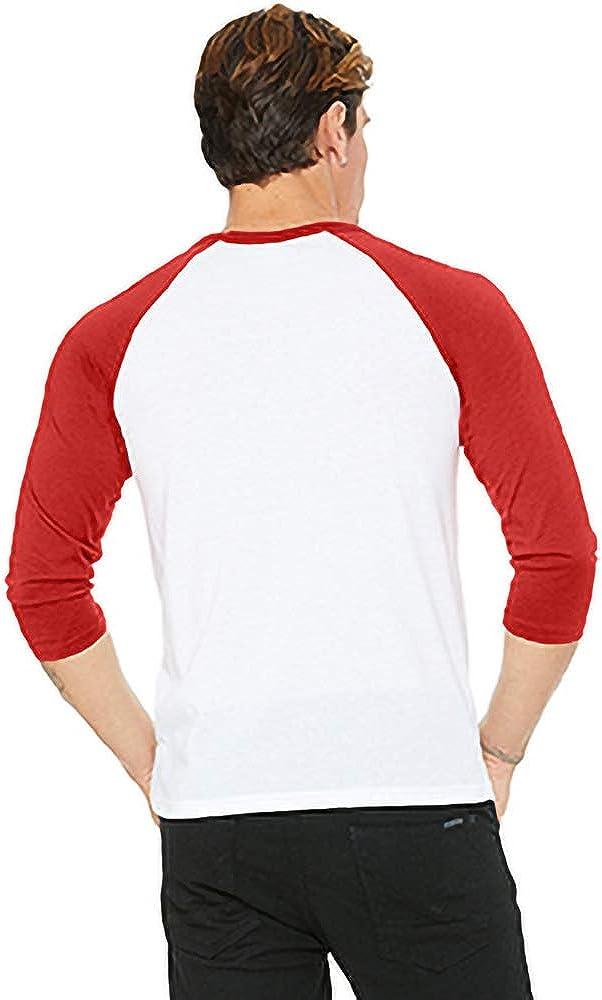 Bella Canvas Toddler 3//4 Sleeve Baseball T-Shirt
