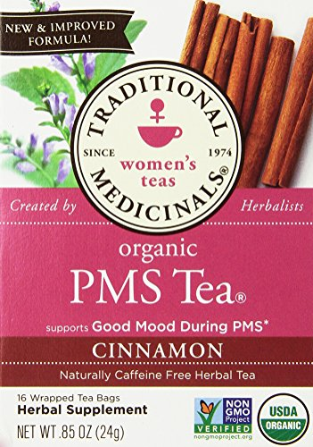 Traditional Medicinals PMS Cinnamon 3x16 product image