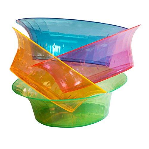 Hard Plastic Food Service Bowls