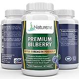 Naturene Premium Bilberry, 1000mg, 60 caps – Healthy Eyesight – Premium Formula For Sale