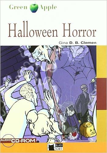 A Halloween Horror N/e Cd,cd Rom Black Cat. Green Apple Amazon.es Cideb Editrice S.R.L. Libros en idiomas extranjeros