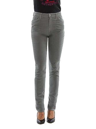 Pantalone Carrera It Jeans Donna Per Velluto 50 Unita Tinta FHCfwHxr5q