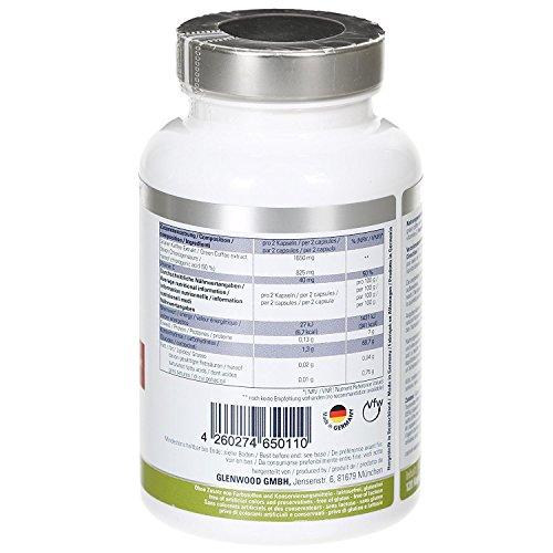 Avis clients pour Eafit Ultra Slim Burner Quadruple Action Minceur 120 Gélules