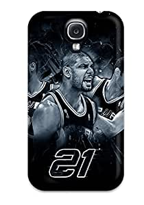 Shock-dirt Proof Tim Duncan Case Cover For Galaxy S4