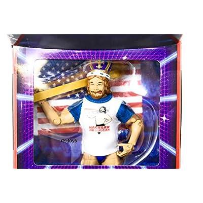 Wrestling WWE Elite RetroFest Exclusive Hacksaw Jim Duggan Action Figure: Toys & Games