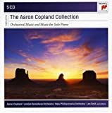 The Aaron Copland Collection: Orchestral Music and Music for Solo Piano (Sony Classical Masters)