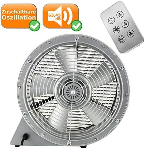 Moderno Ventilador con mando a distancia, Wind eléctrica con 3 ...