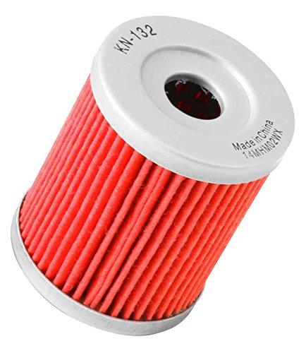 KN-132 K&N Oil Filter fits SUZUKI RV125 VAN VAN 125 2003-2012 K&N Filters (Europe) Ltd.