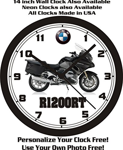 2016 BMW R1200RT MOTORCYCLE WALL CLOCK-FREE USA SHIP! for sale  Delivered anywhere in USA