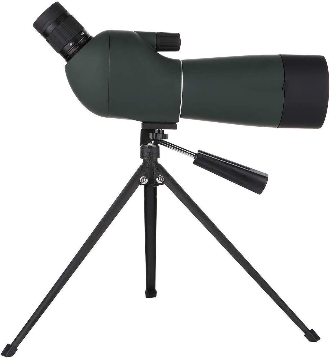MWKLW Binoculars Spotting Scopes,Telescopes Zoom 20-60X60 Night ...