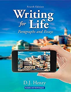 com writing for life paragraphs and essays rd edition  writing for life paragraphs and essays 4th edition
