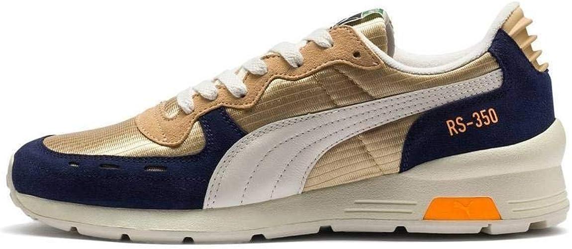 seguro Grabar caminar  Zapatillas Puma RS-350 OG Dorado Hombre: Amazon.es: Zapatos y complementos