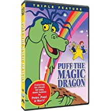 Puff the Magic Dragon - Triple Feature: Puff the Magic Dragon/Puff the Magic Dragon in the Land of Living Lies/Puff and the Incredible Mr. Nobody
