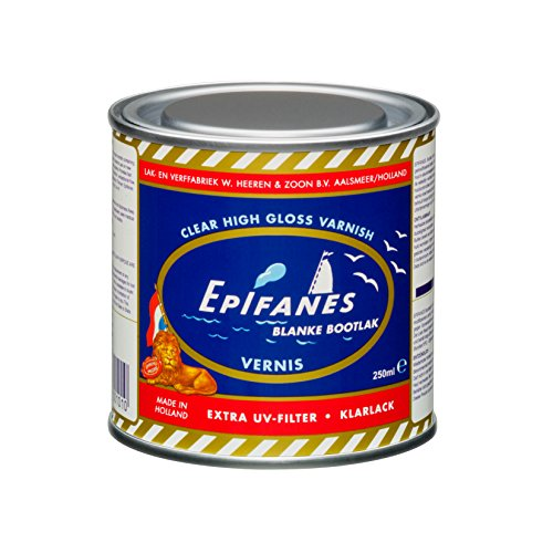 Epifanes Clear Varnish (1000 ml) (Marine Coat Clear)
