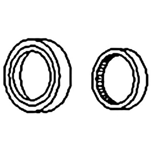 Amazon Com 74036340 New Front Crankshaft Seal For Allis Chalmers