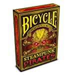 Bicycle Steampunk Pirates Playing Cards 6
