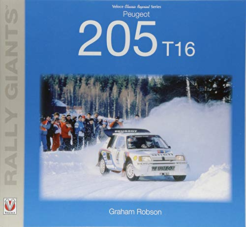 Peugeot 205 T16 (Rally Giants) - T16 Series