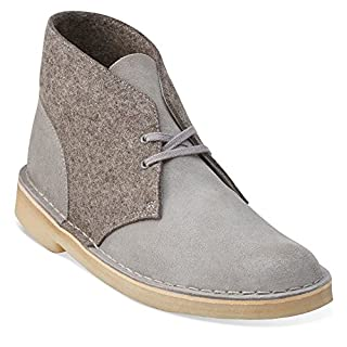 CLARKS Originals Men's Grey Felt Desert Boot 15 D(M) US (B012BPWRMK) | Amazon price tracker / tracking, Amazon price history charts, Amazon price watches, Amazon price drop alerts