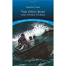 The Open Boat and Other Stories (Dover Thrift Editions)