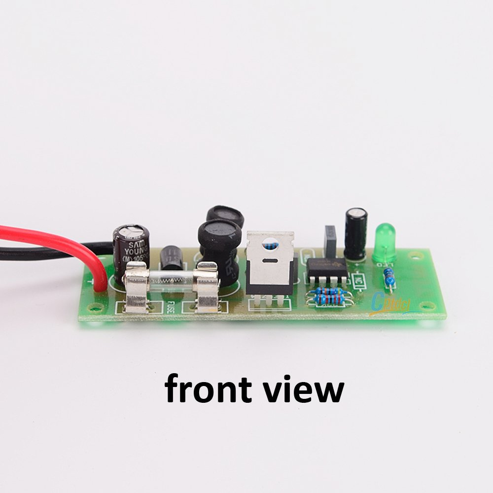 12v Lead Acid Battery Desulfator Diy Assembled Kit Sla Requirement For The Proposed With Charger Circuit Electronics