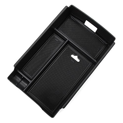 Center Console Armrest Storage Box Insert Organizer Tray For Chevrolet Equinox 2018