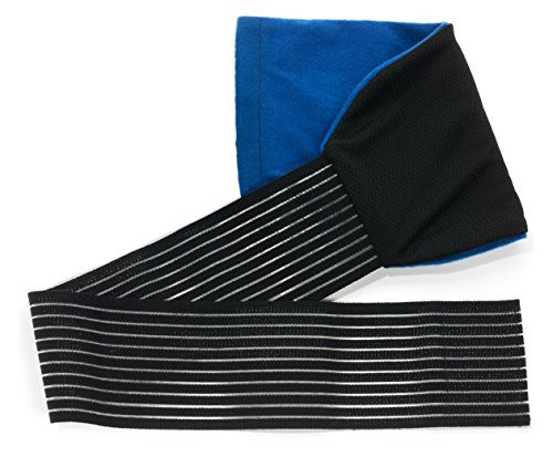 ColePak Comfort Ice Pack Wrap - Reusable - Ideal for Cold...