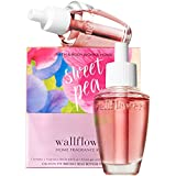 Bath and Body Works New Look! Sweet Pea Wallflowers 2-Pack Refills