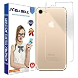 CELLBELL Apple iPhone 8(back-nano) Screen Protector With FREE Installation Kit.