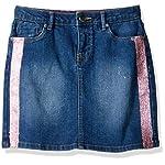 Calvin Klein Little Girls' Denim Skirt