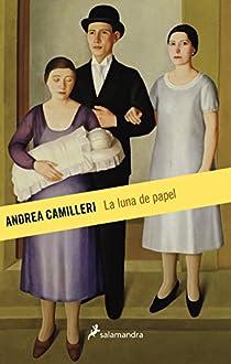 La luna de papel par Camilleri