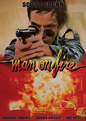 Man on Fire (1987) - Scott Fire On Glenn Man