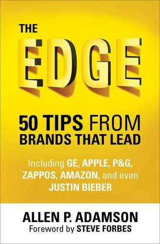 The Edge: 50 Tips from Brands that Lead - Edge Mobile Network