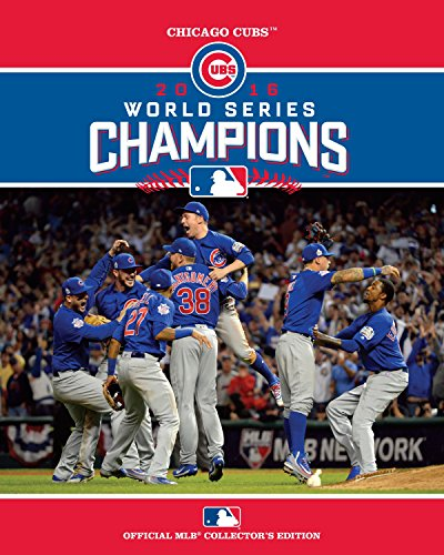 2016 World Series Champions: Chicago Cubs (Gift Christmas Nlc)