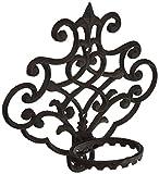 Esschert Design Flower Pot Holder, 11.7 by 6.7 by 12.5-Inch