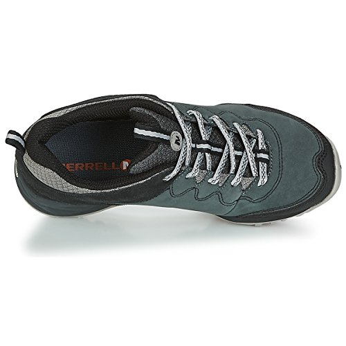 J19818 Black Merrell Basses de Randonnée Marron Chaussures Femme HnBSRngv